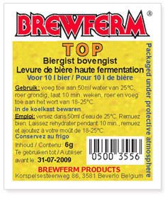 BREWFERM TOP 100 g